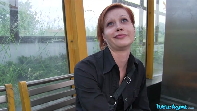 Lucy in Fit Czech barmaid offered cash for outdoor sex - PublicAgent