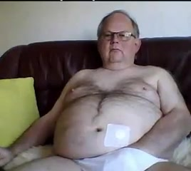 Grandpa play on cam 1 Bbw milf blackmailed by best friends son