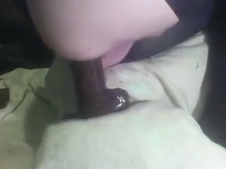 Tiny white dick sissy playing with big black toys Free asian por