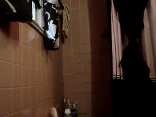 Solo girl masturbates in shower Gay sharing tube