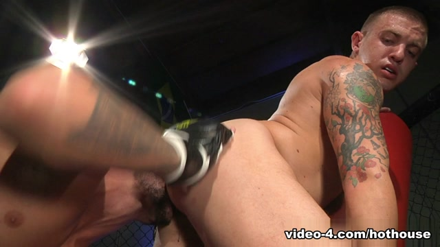 James Ryder & Sean Duran in Get Him Down Video pain around top of stomach and back when moving