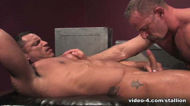 Angelo Marconi & Samuel Colt in All Access, Scene #02 dont let daddy catch you