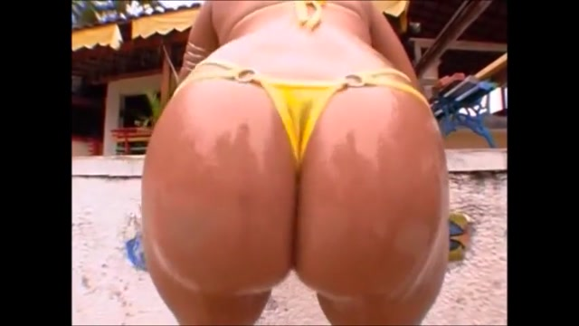junior brazilian chick huge firm ass gets pussy fucked