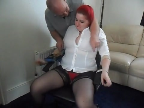 Chubby redhead women gets tied on chair north bay erotic service