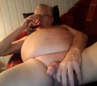 Grandpa show 21 black stockings bbw moaning