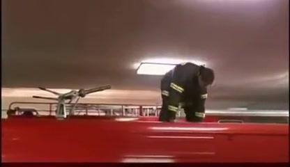 junior Firemen Threesome Break-up averted