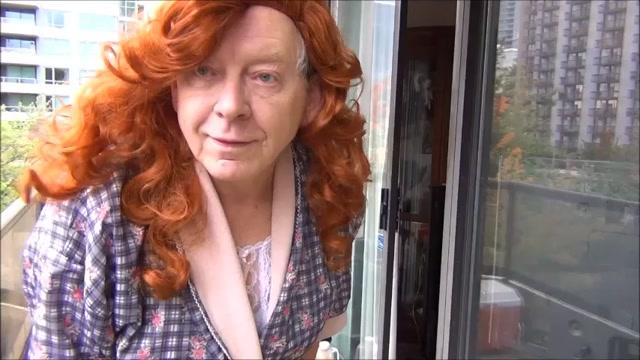 Naughty gigi - redhead in white Pinay classmate