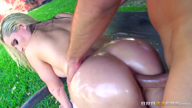 Alena Croft & Keiran Lee in Honey Nut Booty-Os - Brazzers Best pussy nude
