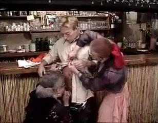 Grannies piss on miley cyrus vma boob