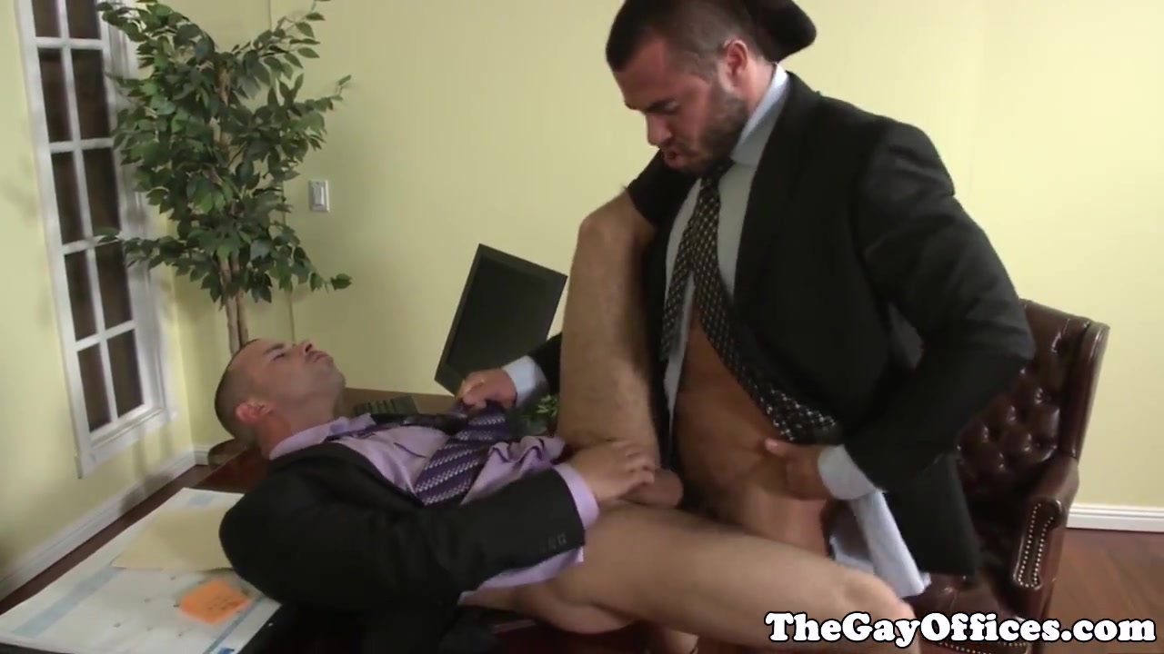Uniformed gay office hunk pounding ass sexy stomachs pics