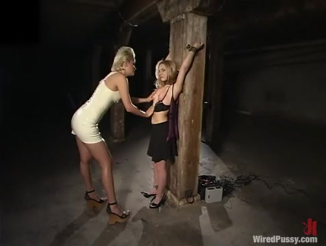 Gen Padova and Kimberly Kane in Wiredpussy Video
