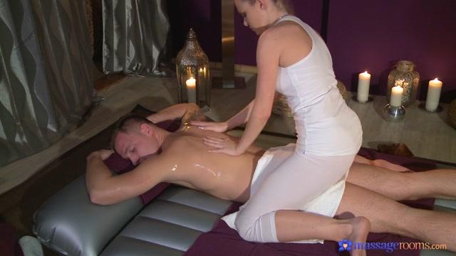 Matt & Sofia in Sofia On Matt - MassageRooms Teen crying fucked hard