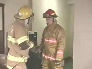 Chubby firemen fucking Amateur hot milf interracial quicky