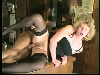Barmaid has fun with a client - vintage visions sxey sx girls sxxx