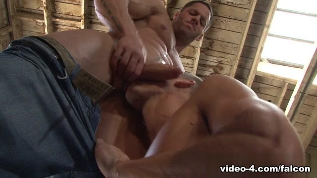 Snap Shot XXX Video: Erik Rhodes, Steven Daigle Black booty riding black cock