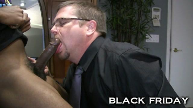ROB BROWN: BLACK FRIDAY gay males cum feast