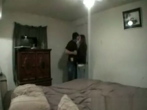 Amateur Teen Couple From USA Very Hard Homemade Fuck