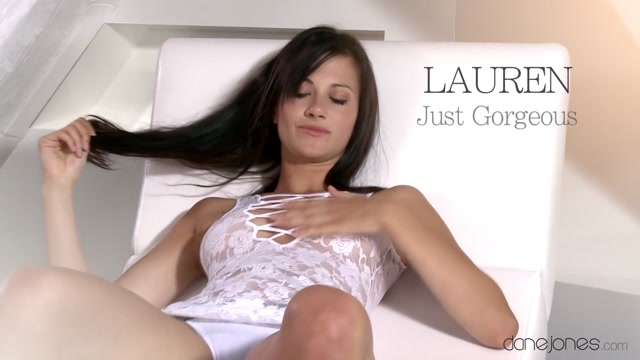 HD ORGASMS Lauren Just Gorgeous