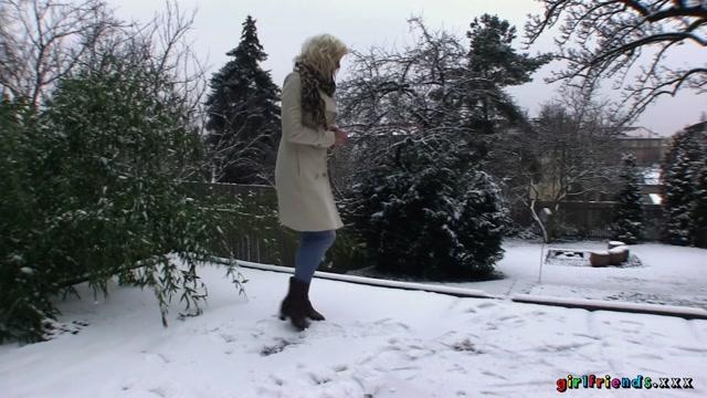 Eufrat & Tracy in In The Winter Wonderland - Girlfriends even rachel wood naked