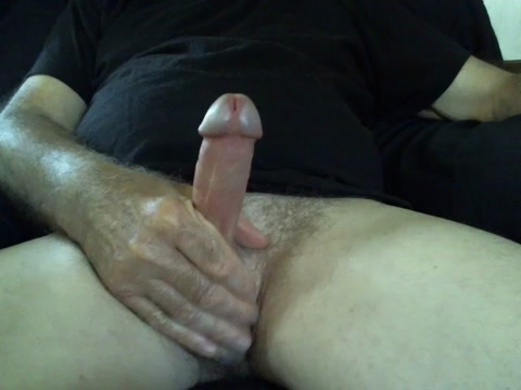 Putting a nail in my dick Part two. guy jacking off with fleshlight