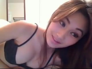 Cute asian webcam girl on her period psp porn