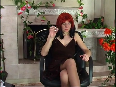 Russian pantyhose redhead blowjob and pantyhose fuck Dating someone but in love with your ex