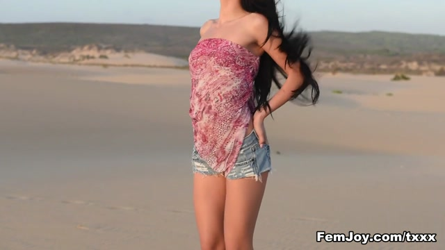 Sapphira - Desert Flower - Femjoy Mia khalifa vids