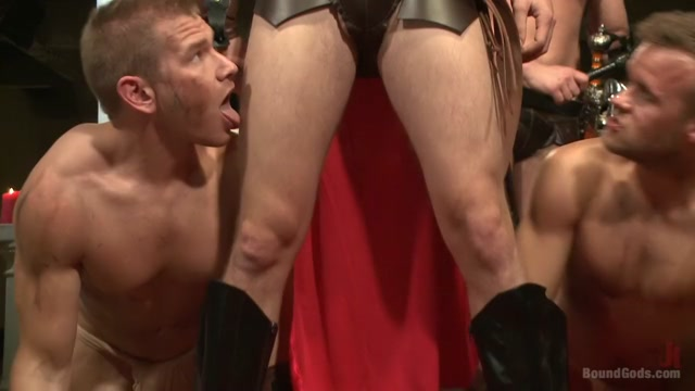 Roman Gladiator Live Show - Part One Gypsy girls nude pics