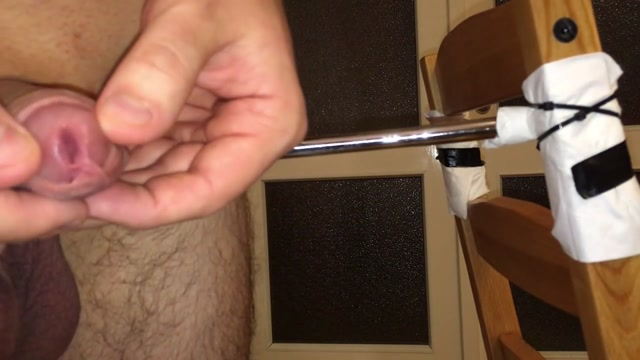Hard fucking a urethral sound More bbc for horny milf