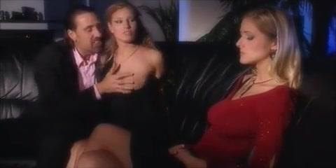 Two hot italian threesomes
