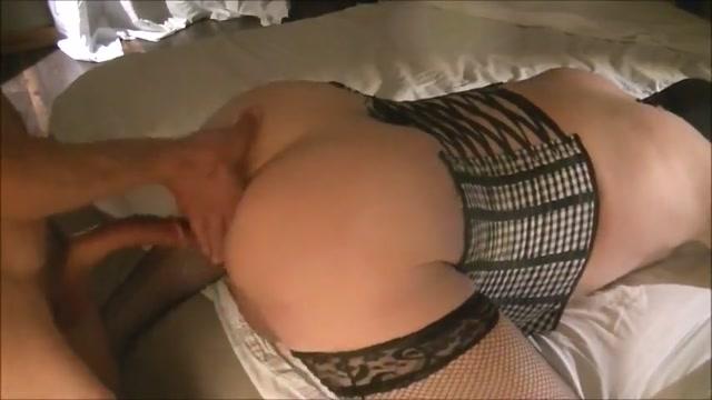 Crossdresser banged hard Lesbian Teen Twister