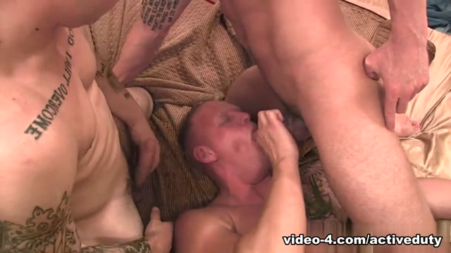 DJ, Kaden, Marshall & Taylor Military Porn Video Americas hottest amateur site