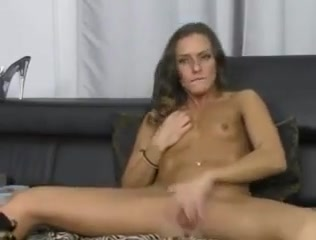 Small tits tan girl masturbates wildly for webcam i fucked my sister s girl friend