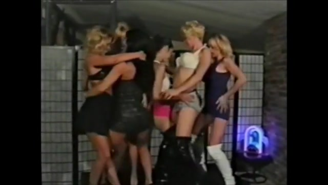 Babes making out Constance marie in a porn