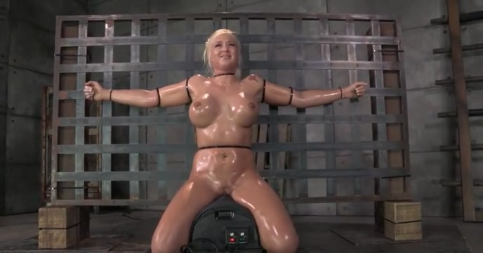 Spit covered face from BDSM face fuck Hhh boob videos