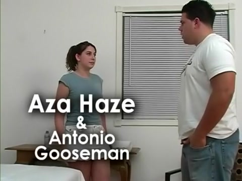 Fabulous pornstar Aza Haze in incredible amateur, brunette adult video