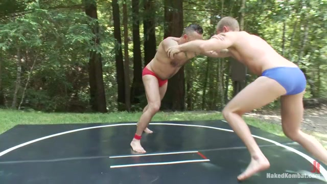 Alessio Romero vs Drake Temple at Naughty Pines Campgrounds Legit adult dating