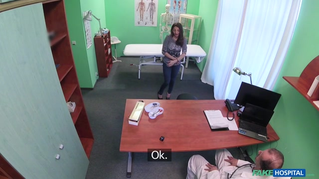 Jimena in Spanish Patient Gets Creampied - FakeHospital Bdsm femdom stories collars