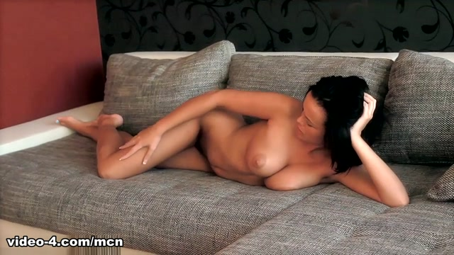 Linet in A Bit Out Of Control - MCNudes helmet head dick cumshot