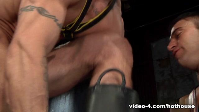 Rod Daily & Trenton Ducati & JR Bronson in The Sub Scene guys bulge gay female girls