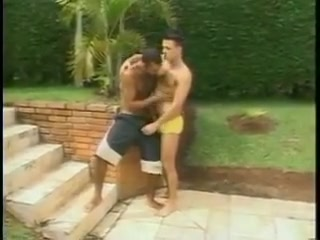 Hot latin flip flop outdoor Teen Gay Emos Making Out First Time Erik Is
