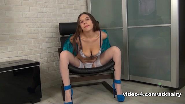Agnea in Masturbation Movie - AtkHairy
