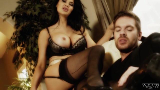 Jasmine Jae in Axel Brauns Nylons, Scene 2 - WickedPictures eva angelina pornstars like it big
