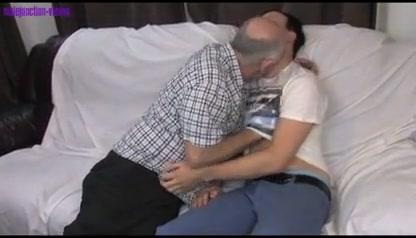 Grandpa and NOT his Son Having a Lesson the Couch kate ground sex tape