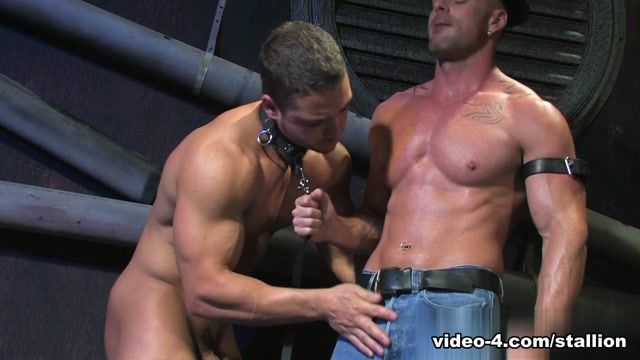 Marc Dylan & Mitch Vaughn in Alley Cats, Scene #03 Pegas Productions