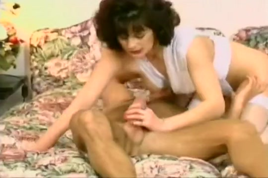 Big Titty Brunette Rides Dick So Well Watch & Learn