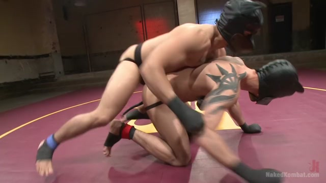 Brock Avery vs. Tyler Rush - The Dog Fight Better late than never