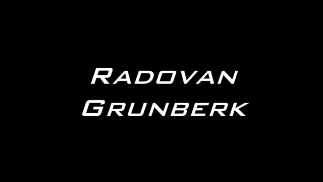Radovan Grunberk grabs his cock at Badpuppy pictures of naked male models