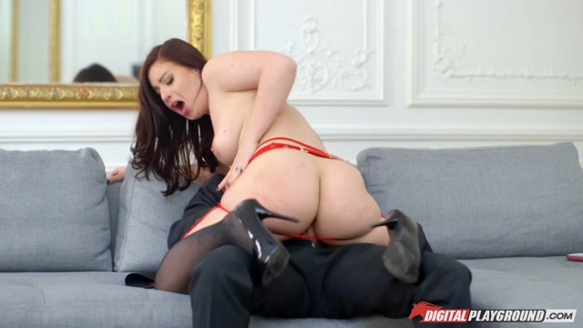 Lexie Candy & Mike Angelo in The Pleasure Provider, Episode 5 - DigitalPlayground