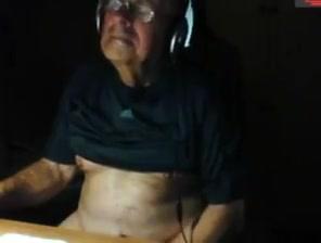 grandpa jerking off Bbw Mature Big Booty